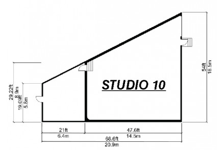 Stage 10  (2,000 sq. ft.)